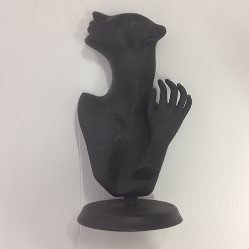 Resin Jewellery Display Bust With Hand