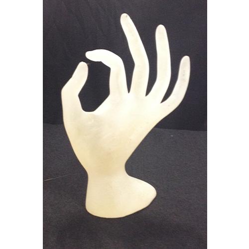 Resin Jewellery Display Hand